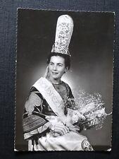 CPSM Reine de la Cornouaille 1956 costume de St Guénolé Penmarc'h