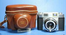 Kamera Zeiss Ikon Contina Pantar 1:2,8 f = 45mm SLK Spezial mit Tasche (S527)
