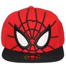 NEW OFFICIAL Marvel Ultimate Spider-Man Spidey Baseball Cap Hat Snapback