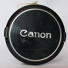 Canon 55mm vintage clip on lens cap.