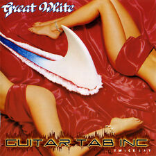 Great White Digital Guitar & Bass Tab ... TWICE SHY Lessons on Disc Mark Kendall