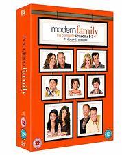 "MODERN FAMILY Series Seasons 1, 2 & 3 DVD Box Set 1 - 3 TV Series ""Clearance"""