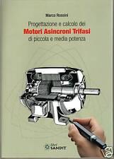 MOTORI ASINCRONI (Elettronica macchine elettriche elettrotecnica)