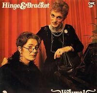 HINGE AND BRACKET volume 1 OU 2125 A1/B1 1st press uk emi one up LP PS VG+/EX
