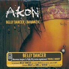 CD 4 TITRES--AKON--BELLY DANCER--2005