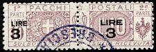 Regno 1923/25 Pacchi Postali n. 23a usato (m2189)