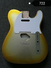 telecaster alder body guitar parts tele