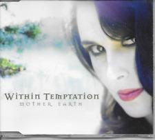 WITHIN TEMPTATION - Mother earth CDM 5TR Enh Rock 2002 (DSFA) Holland