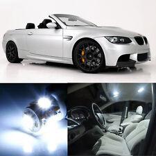 21×White LED Interior SMD Light Kit Error Free for BMW 3s E90 E91 E92 E93 M3