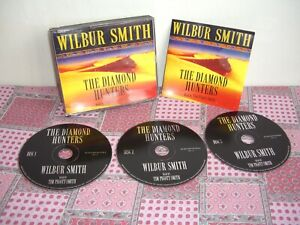 THE DIAMOND HUNTERS WILBUR SMITH AUDIO BOOK READ BY TIM PIGOTT-SMITH