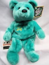 KEN GRIFFEY JR, BIG Bammer Plush Bear, CINCINNATI REDS, New