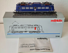 Märklin H0 3740 Elektrische Lokomotive BR 110 der DB, Digital