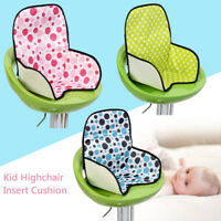 Fordable Toddler Dining Seat Nursery Child / Baby / Kid Highchair Insert Cushion