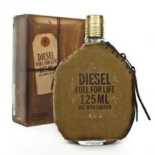 Fuel for Life by Diesel 125ml 4.2oz Edt Spray for Men NIB