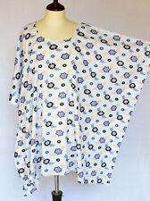 6X 7X 8X 9X Batwing Dolman Cotton Caftan Plus Size Kaftan Shirt Top P2290-2