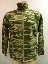 boys youth Xl18-20 Columbia zip up Camo Fleece jacket coat camouflage clean