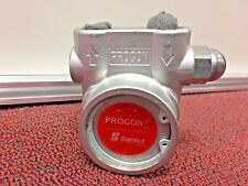 New listing Procon Pump 113A100F31Ba 100 Gph 170 Psi Clamp on Stainless Steel Pump