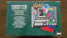 Rare NSI Computer Science Lab 1985 w Manual Collectible Antique Electronics