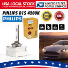 1x D1S Xenon HID Headlight Bulbs 35W Original Replacement Philips Single Lamp US