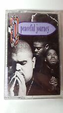 NEW Peaceful Journey by Heavy D & the Boyz Cassette Tape 1991 RARE Hip Hop Rap