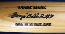 "George ""Babe"" Ruth Louisville Slugger 125 35"" 35oz R43 Baseball Bat - Vintage"