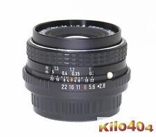 SMC Pentax M 28mm 1:2,8 * Manuell * Wie NEU * Digital * K-1 * K-3 * KP * K-01 *