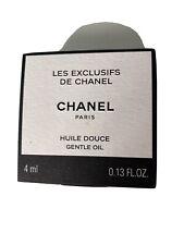 Miniature CHANEL Les Exclusifs Neuf 4 Ml Huile Douce