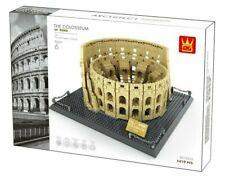 Wange 5225 The Colosseum Of Rome Italy Building Block Set 1758pcs