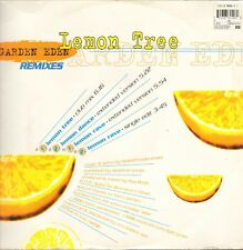 GARDEN EDEN - Lemon Tree (Remixes) - Intercord - 1996 - Ita