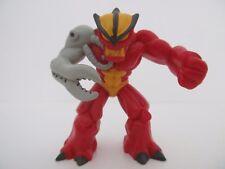 Figurine GORMITI Série 1 - Peuple du Volcan Lave - LAVION