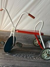 vintage childrens Raleigh tricycle