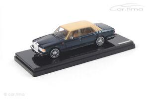 Rolls-Royce Silver Spur II 1991 dunkelblau TSM 1:43 TSM124371