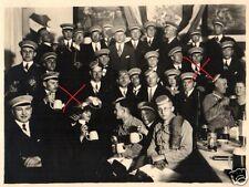 20880/ Originalfoto 8x11cm, Fest des Bundes Ascania, Zirkel, ca. 1925