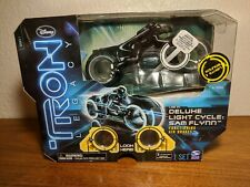 """Nos~ Disney Tron Legacy Deluxe Light Cycle """"Sam Flynn"""" With Figure"""