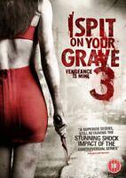 I Spit On Your Grave 3 DVD NEW DVD (ABD1229)