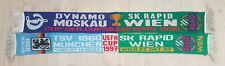 """Sammelauflösung / TSV 1860 München - Rapid Wien / UEFA CUP 1997"""