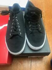 Lugz Men's Black Canvas Sneakers Size 10.5 - Preowned