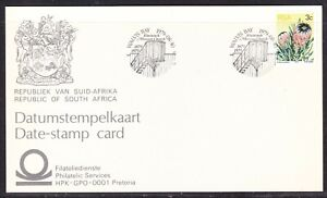 South Africa 1979 Date Stamp Card -  Walvis Bay