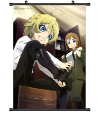 3685 Anime Saga of Tanya the Evil Youjo Senki Wall Poster Scroll