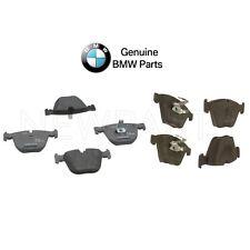For BMW 5 & 7 Series E60 E65 E66 Front & Rear Brake Pad Set Genuine