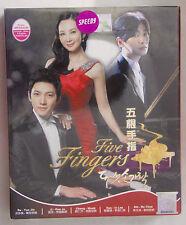 Korean Drama DVD: Five Fingers (2012)_Good English Subtitle_R0_FREE SHIPPING