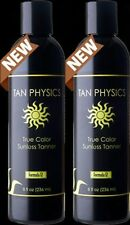 Tan Physics Sunless Tanner, 8 fl. oz. (2pck) Free Upgrade To Expedited Shipping