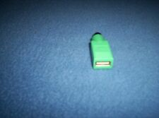 USB PS/2 Male to USB Female Converter Adapter Adaptor For Keyboard Mouse PS2