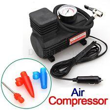 300 PSI 12V AIR Compressor Pump Tyre Inflator Electric BICYCLE BALL BIKE VAN CAR