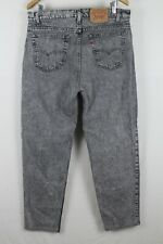 Levi's Mens Sz 34x32 Relaxed Fit Jeans