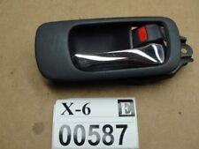 1997 1999 2000 Lexus Ls400 Right passenger rear back door interior inner handle