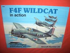 AIGLES Signal 1084 Number 84, f4f Wildcat en action