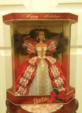 Happy Holidays 1997 Barbie Doll Special Edition