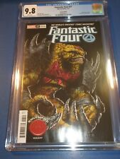 Fantastic Four #27 Knullified Variant CGC 9.8 NM/M Gorgeous Gem Wow