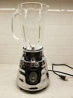 Vintage Osterizer Classic Chrome Beehive Blender 4096. In excellent cond.